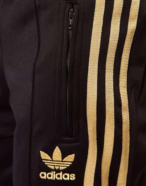 Jaket Adidas Firebird Gold Made In Indonesia lyst adidas firebird track in brown