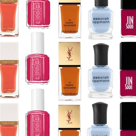 trend nail color 2014 the top 5 nail polish trends of spring 2014