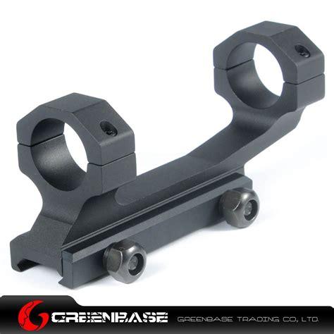 Gun Mount Senter 25 4mm tactical 25 4mm ring mount black nga0944 ar 15 ak 47 dot scope gun accessories