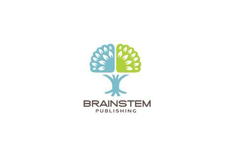 Brainstem Publishing Logo Design Logo Cowboy Publisher Logo Templates