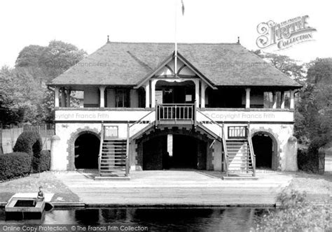 boat club belfast photo of belfast boat club house river lagan 1936