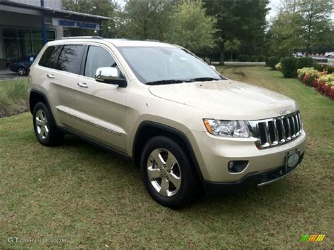 gold jeep grand 2011 white gold metallic jeep grand limited 4x4