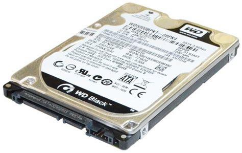 Wdc 160gb Sata2 western digital wd1600bekt 00pvmt0 160gb 7 2k rpm 16mb cache sata 2 5 quot scorpio black drive