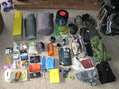 hiking gear backpacking gear rewilding two nomads adventure in alternative living