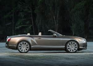 2013 Bentley Continental Gt Convertible Price 2013 Bentley Continental Gt Speed Convertible Extravaganzi