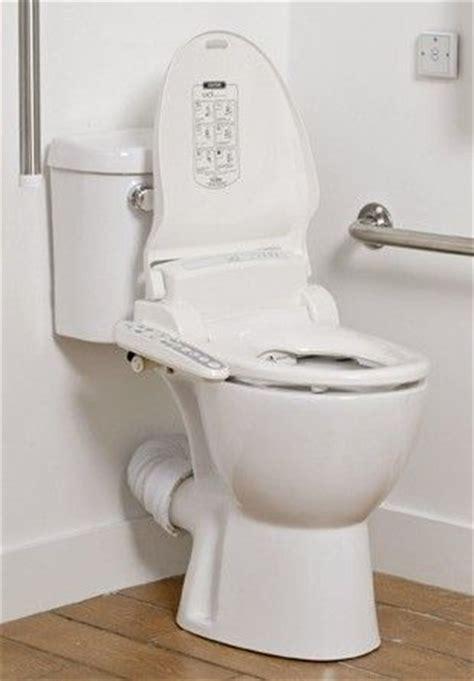 disabled toilet equipped  bio bidet bio bidet