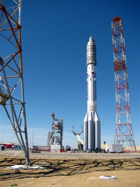 Proton M Rocket by Proton M