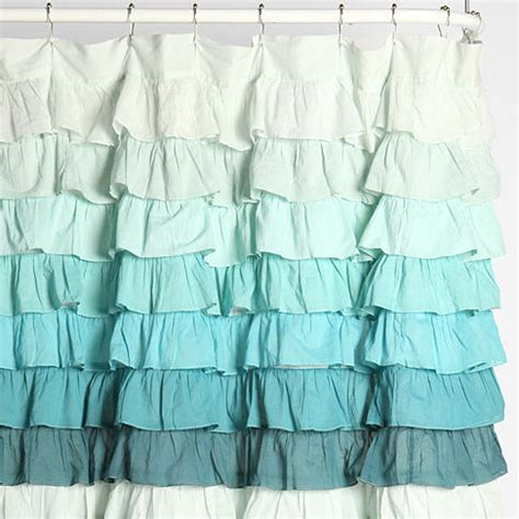 waves of ruffles shower curtain ruffle shower curtain marouane ruffle shower curtain