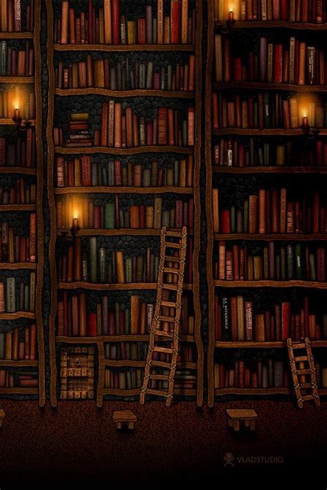 bookshelves wallpaper cool bookcase retina iphone 4 wallpapers free 640x960 hd