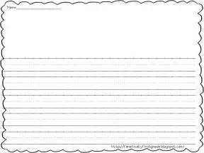 handwriting templates for grade free printable grade writing paper laptuoso math