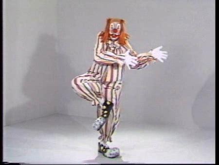 4 22 12 4 29 12 massachusetts conservative feminist bruce nauman clown torture video still mediamatic
