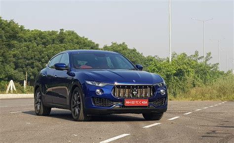 Maserati Cars Price by Maserati Levante Price In India Images Mileage Features