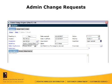 change request workflow tenrox workflow overview 200907