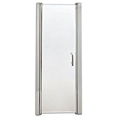 swing shower doors mirolin frameless swing shower door sd23ps the home