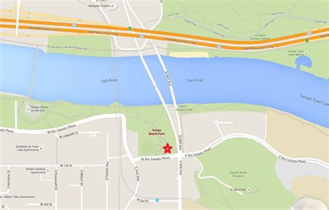 sky ranch c locations directions contact details tempe beach park tempe town lake downtown tempe map