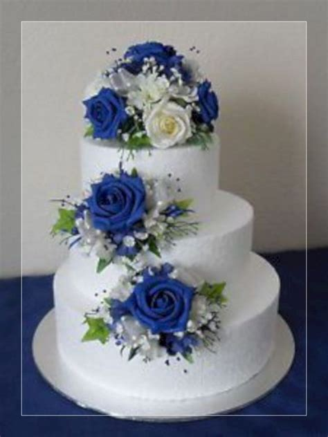 Blue Wedding Cakes With Prices by Wedding Cake Royal Blue Wedding Cakes Navy Wedding Cake