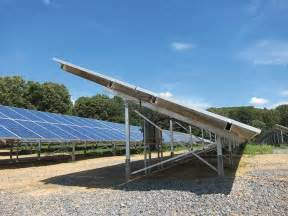 ground mount pv racking systems solarpro magazine