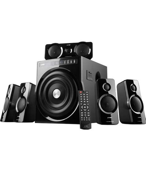buy f d f6000u 5 1 multimedia home theatre speaker system