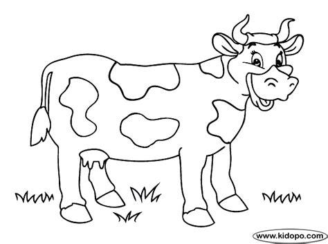 vaca para dibujar pin by bethany pollard on kids coloring pages pinterest