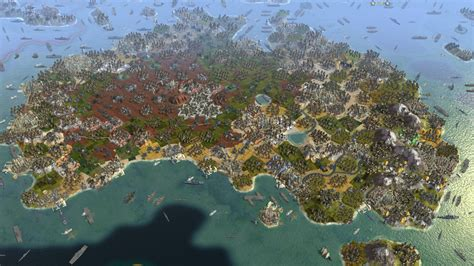 civ 5 best civ what a 61 player civilization v map looks like without the