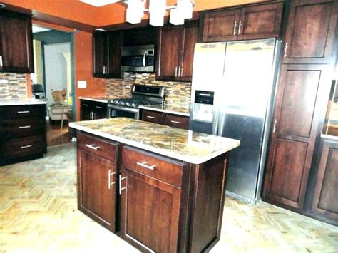 how much does it cost to stain kitchen cabinets besto blog