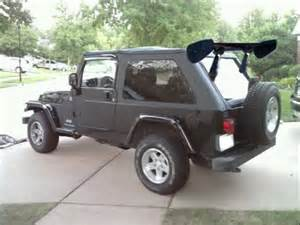 Jeep Spoiler Post Your Installed Spoiler Pics Here Jeep Wrangler Forum