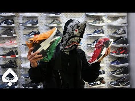 dollar sneakers hypebeast sneaker shopping youtube