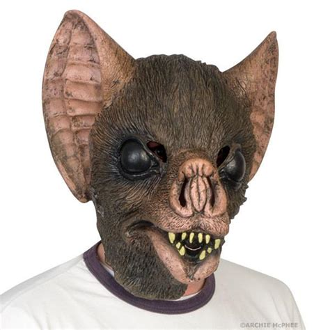 bat mask archie mcphee amp co