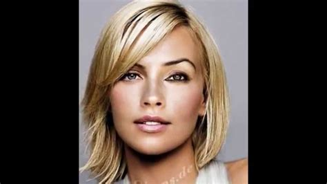short hairstyles for oval faces big foreheads hairstyles high forehead youtube