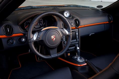 porsche electric interior electric porsche boxster e review drive