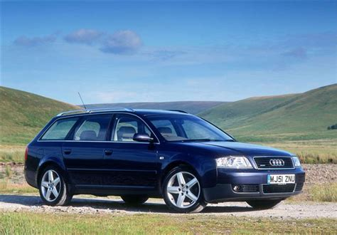 Audi A6 98 by Audi A6 Avant Review Gallery Parkers