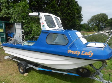 wight bay boats for sale 17ft wilson flyer fishing sports boat in ryde expired