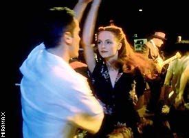gap swing dance commercial la cocuyera