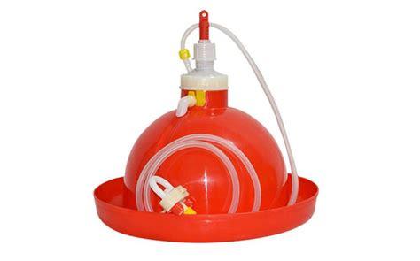 Bell Drinker poultry bell drinker hightop 174 poultry equipment