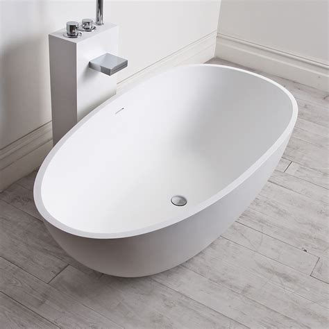 stone baths egg shell stone resin lusso stone freestanding bath
