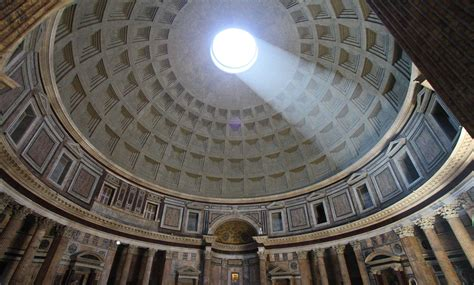 cupola pantheon roma pantheon di roma 9 l occhio della cupola foto cantik