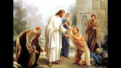 imagenes de jesus sanando reflexi 243 n jes 250 s sana a los enfermos en genesaret mateo 14