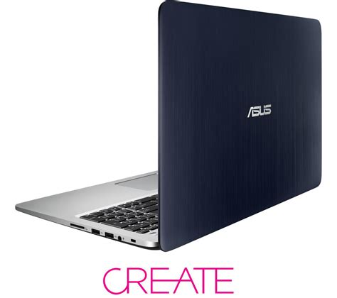 asus k501ub 15 6 quot laptop black grey laptops