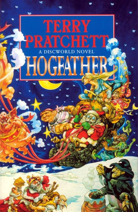 discworld novel 26 books the pratchett quote file v6 0 hogfather