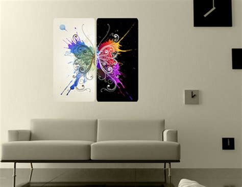 contemporary living room wall decor modern wall decals for living room smileydot us