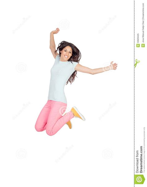free model stock casual girl by arty monster on deviantart happy casual girl jumping royalty free stock photo image