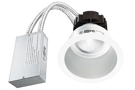 6 quot architectural retrofit led downlight 200 watt