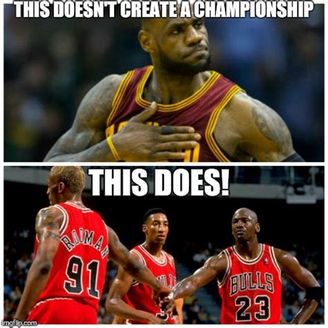 Lebron Jordan Meme - image tagged in lebron james lebron james crying chicago