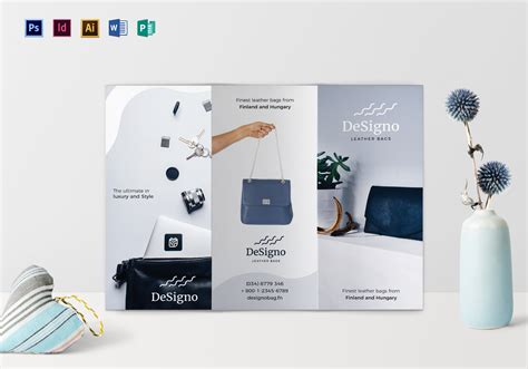 product brochure template word products catalog template