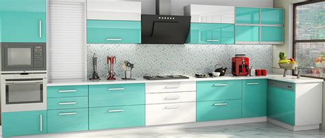 Modular Kitchen Designs India by Acrylic Vs Laminate How To Select Best Finish For