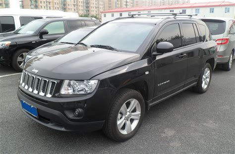 Jeep Compass 07 File Jeep Compass Facelift China 2012 07 15 Jpg