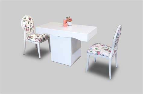rent or buy le minou chic rectangular dining table event