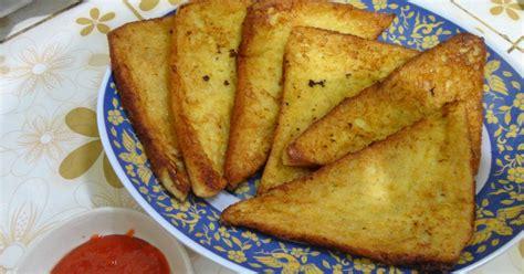 resep buat roti tawar gandum resep roti tawar goreng oleh diana az cookpad