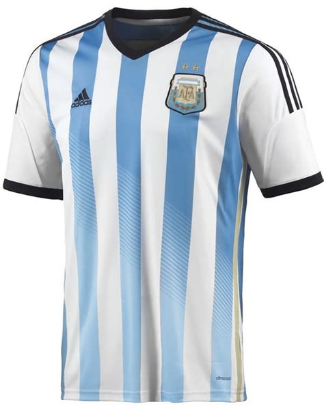 Jersey Argentina Home 2013 maillot foot argentine domicile 2014 maillots foot actu