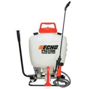 home depot backpack sprayer echo 4 gal piston backpack sprayer ms 400 the home